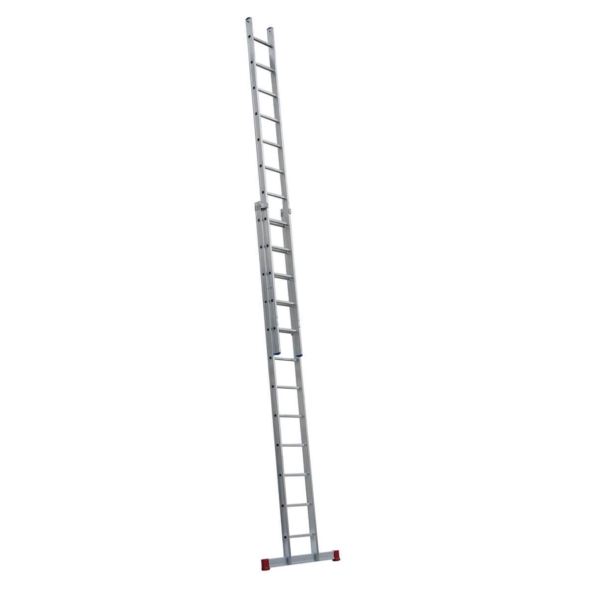 ERNST – tweedelige ladder, 41/47 cm breed, geperst