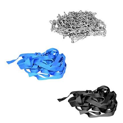 ERNST – Touw/Nylon/Stalen ketting